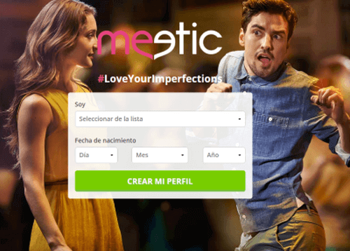 meetic registrarse gratis